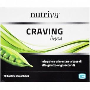Craving - Integratore alimentare per la fame nervosa 20 bustine