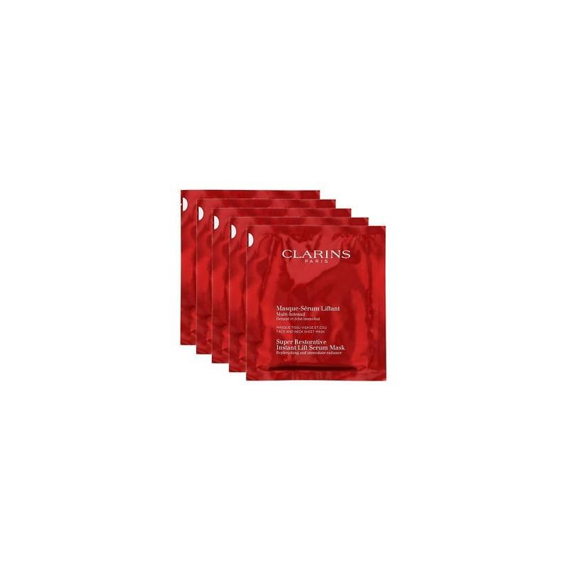 CLARINS - Masque serum liftant - maschera viso effetto lifting 5x30 ml