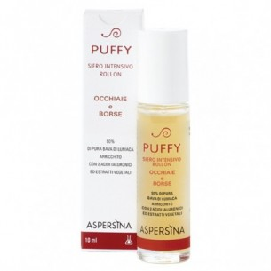 Aspersina Puffy - siero intensivo roll on per occhiaie e borse 10 ml