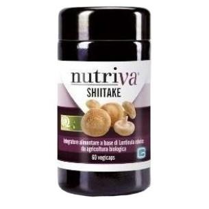 Shiitake - Integratore alimentare immunostimolante 60 compresse