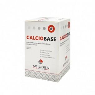 calciobase - Integratore alimentare a base di calcio 30 stick da 10 ml
