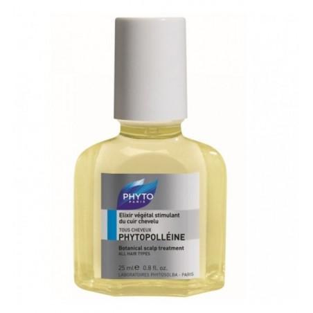 PHYTO - phytopolleine - trattamento rivitalizzante del cuoio capelluto 25 ml