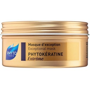 phytokeratine extreme masque d'exception - maschera riparatrice 200 ml