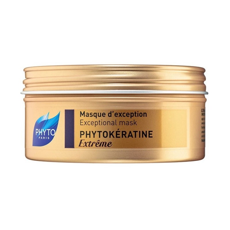 PHYTO - phytokeratine extreme masque d'exception - maschera riparatrice 200 ml