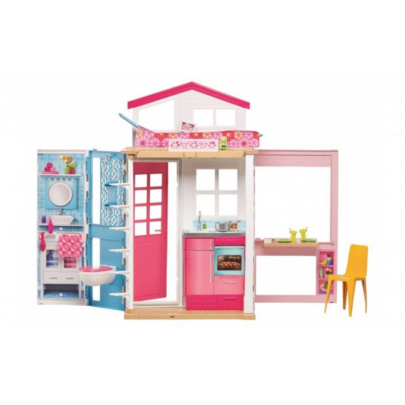 MATTEL - Barbie Casa Componibile