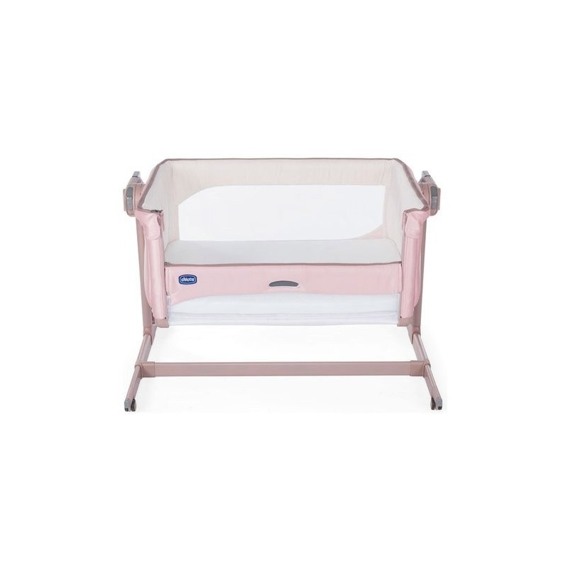 Chicco - Culla side-sleeping next 2 me magic colore candy pink 0m+