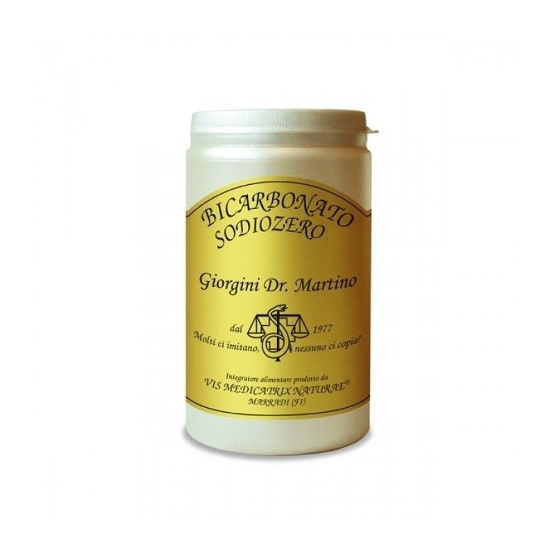 DR. GIORGINI - Ser-vis - bicarbonato sodiozero - Polvere 300 g