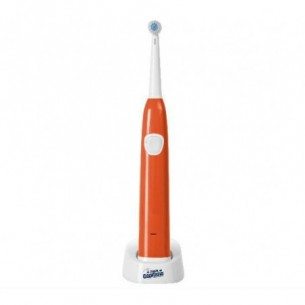 pasta del capitano - spazzolino elettrico ricaricabile - arancio