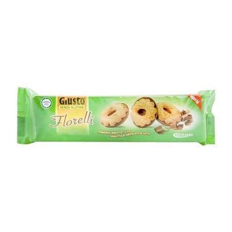 GIULIANI - Giusto Florelli Biscotti senza Glutine 150 g