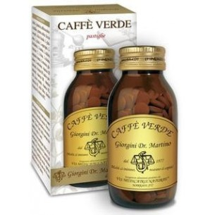 Ser-vis - Integratore Alimentare Caffè Verde Pastiglie - 90 g