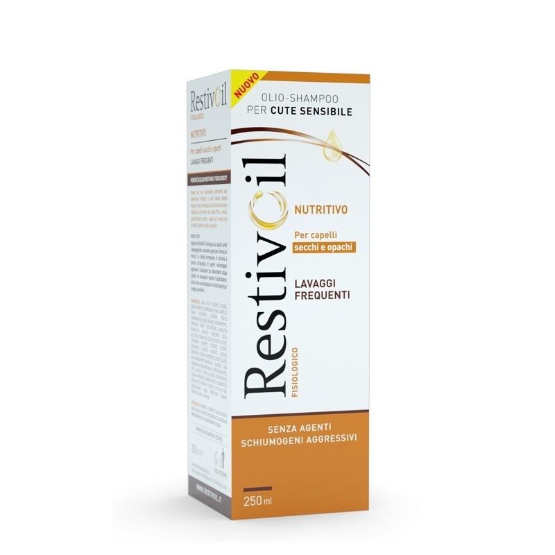 Restivoil - Fisiologico - Olio Shampoo nutritivo 250 ml