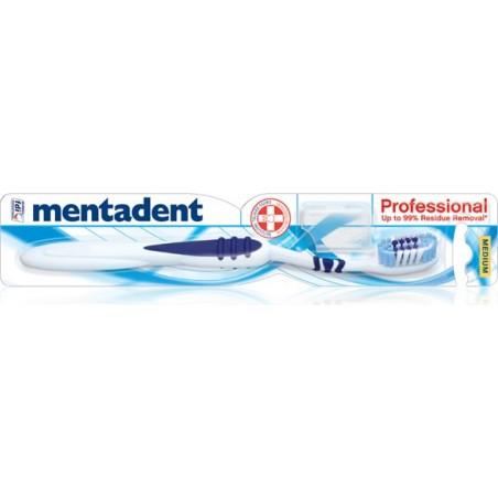 Mentadent - spazzolino da denti professional