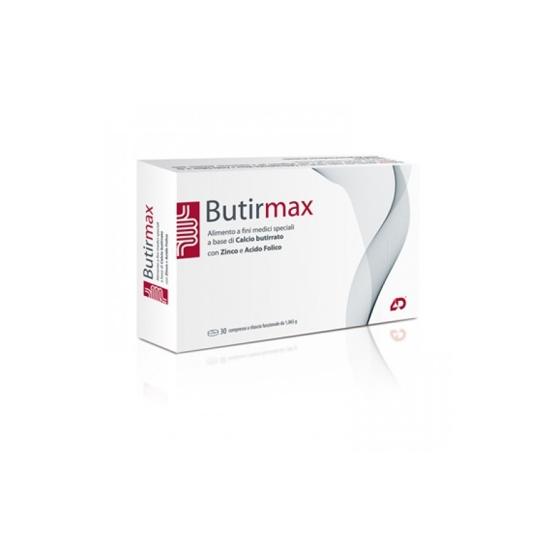 ADL FARMACEUTICI - Butirmac - alimento per il trattamento delle colopatie 30 compresse