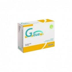 Gdue - integratore alimentare per il controllo del peso corporeo 60 capsule