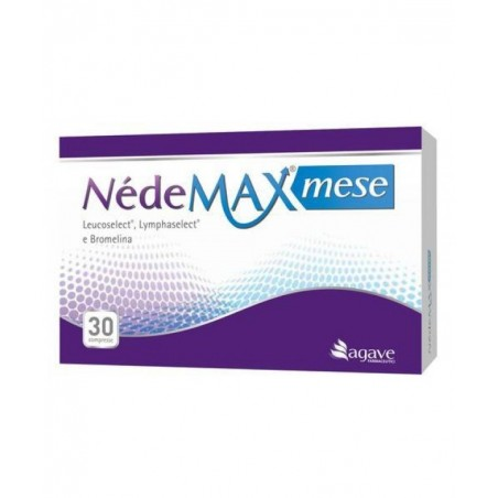 AGAVE - Nedemax mese - Integratore Alimentare Per Il Trofismo Del Microcircolo 30 compresse
