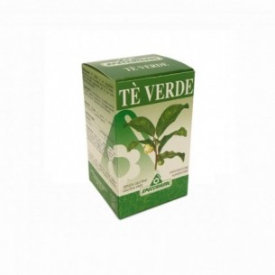 Tè Verde - integratore alimentare antiossidante 60 capsule