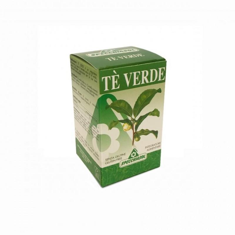 SPECCHIASOL - Tè Verde - integratore alimentare antiossidante 60 capsule