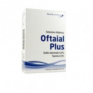 oftaial plus - soluzione oftalmica 15 flaconcini