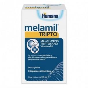 Melamil Tripto - integratore alimentare per il sonno 30 ml