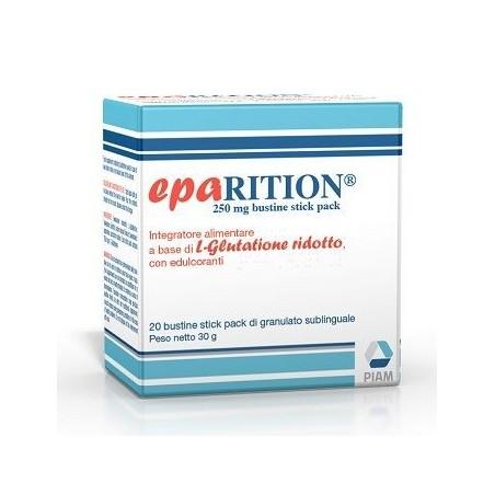PIAM FARMACEUTICI - Eparition - integratore alimentare antiossidante 20 bustine orosolubili