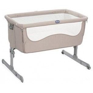 next2me - culla co-sleeping chick to chick beige