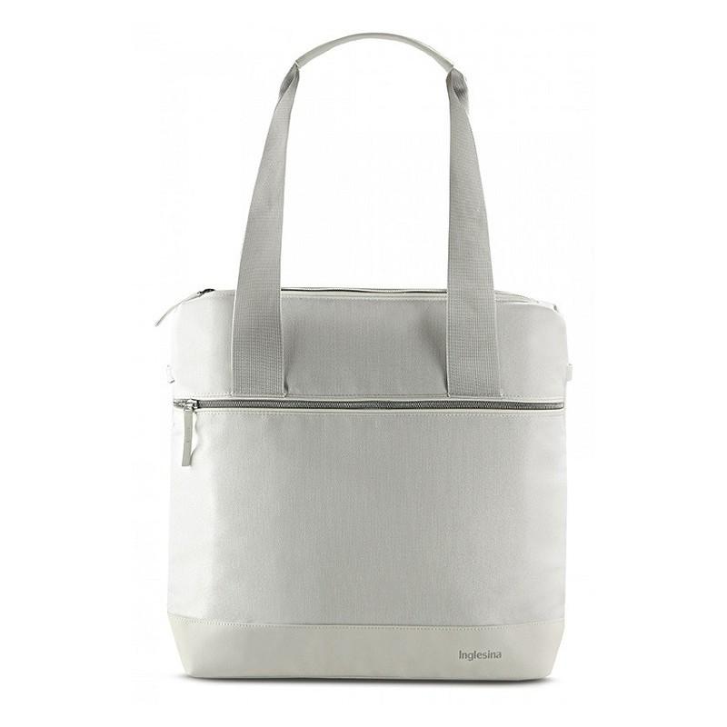INGLESINA - Back Bag - Borsa Zaino Aptica Iceberg grey
