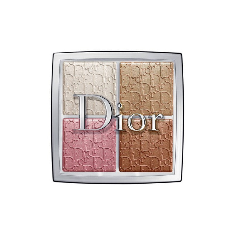 Dior - Backstage Glow Face Palette illuminante viso e brush n.001 universal neutral