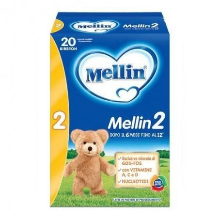 MELLIN - 2 Latte in polvere 700g