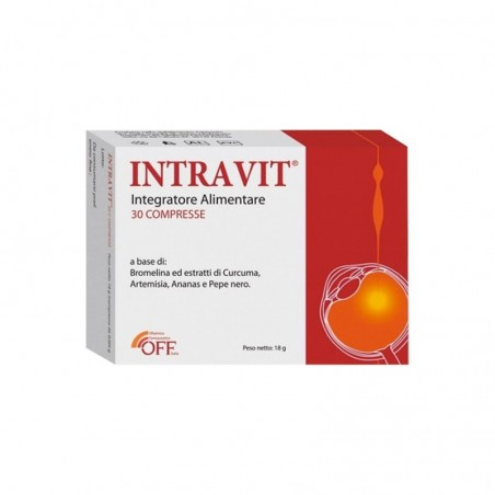 OFF HEALTH - Intravit - Integratore alimentare 30 compresse