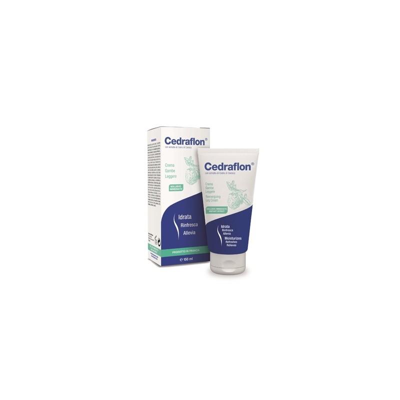 SERVIER - Cedraflon - Crema rivitalizzane per le gambe 150 ml