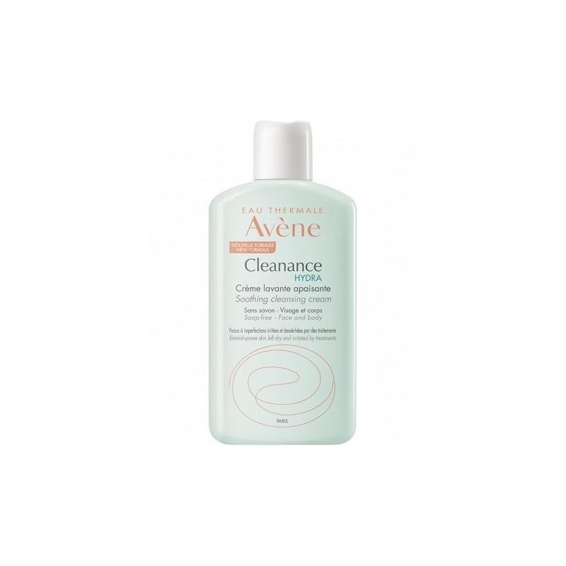 Avene - Cleanance Hydra - Crema detergente lenitiva 200 ml