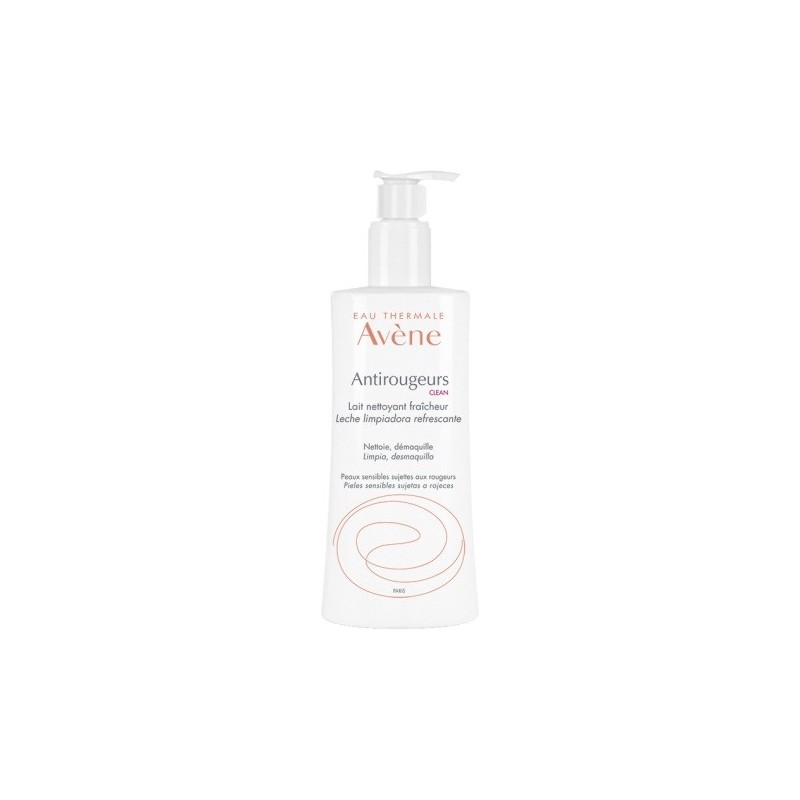 Avene - Antirougeurs Clean - Latte detergente rinfrescante 400 ml