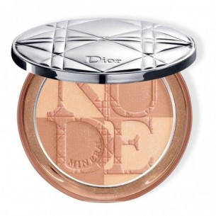 Diorskin Mineral Nude Bronze - terra effetto bonne mine n.001 soft sunrise