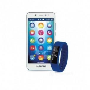 Clemphone Tablet 7.0 - smartphone per bambini con braccialetto contapassi clemfit