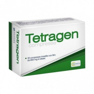 Tetragen - Integratore alimentare per capelli 30 compresse