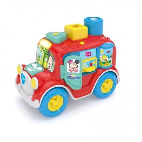 CLEMENTONI - Baby Disney - Bus forme e colori 12m+