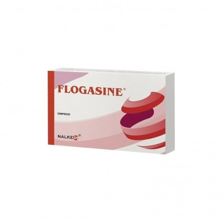 NALKEIN PHARMA - Flogasine - Integratore alimentare 20 compresse