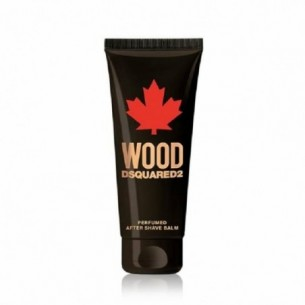 Wood for him After shave balm - balsamo dopobarba 100 ml