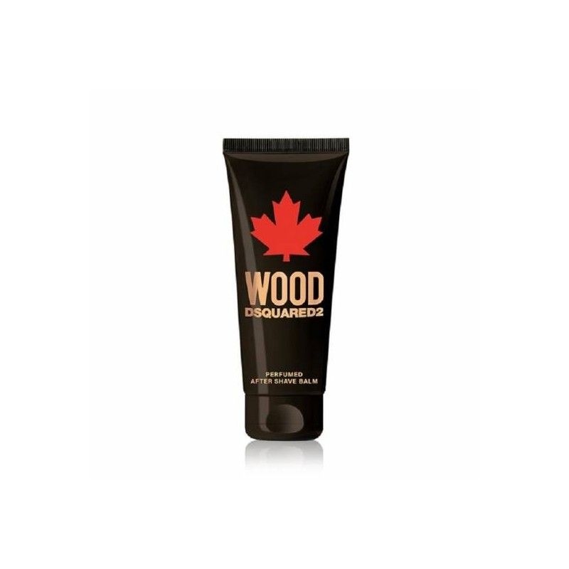 DSQUARED2 - Wood for him After shave balm - balsamo dopobarba 100 ml
