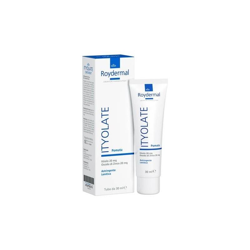 ROYDERMAL - Ityolate - pomata astringente per pelle irritata 30 ml