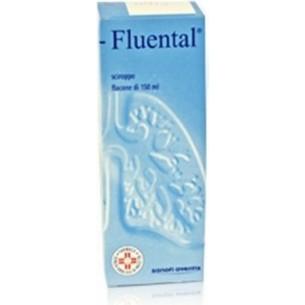 Fluental 12,8 mg/ml + 8 mg/ml - sciroppo per apparato respiratorio 150 ml