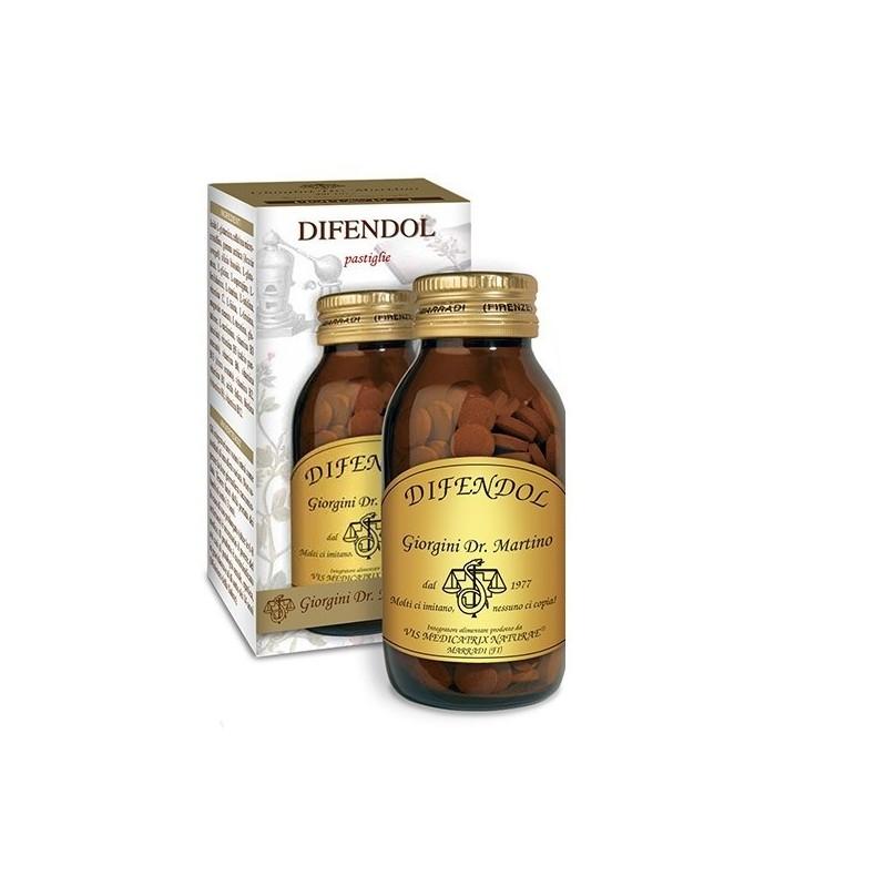 DR. GIORGINI - Didendol 180 pastiglie - Integratore Alimentare per le difese immunitarie