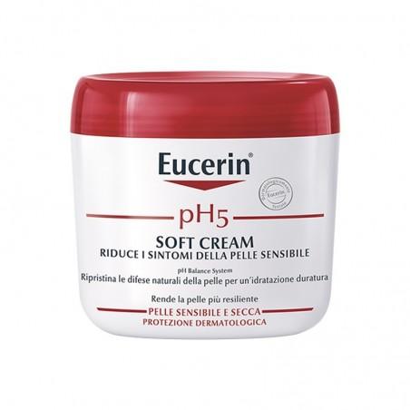 EUCERIN - PH5 Soft Cream - crema idratante 450 ml