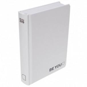 Be You Original - Diario Agenda Mini Original Bianco 2019