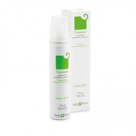 Cieffe Derma - Tiomousse - schiuma per il controllo delle micosi 75 ml