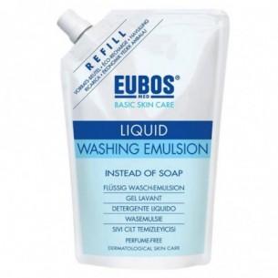 Eubos Detergente Liquido Ricarica 400 ml