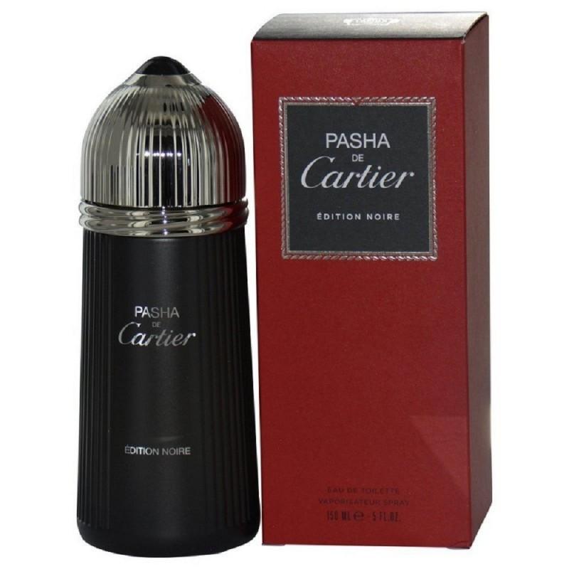 CARTIER - pasha de Cartier édition noire - eau de toilette uomo 150 ml vapo