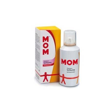 CANDIOLI - Mom - Shampoo Schiuma antipidocchi 150 ml