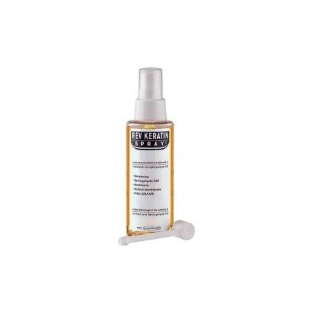 REV PHARMABIO - Rev Keratin Spray Lozione anticaduta per capelli 100 ml