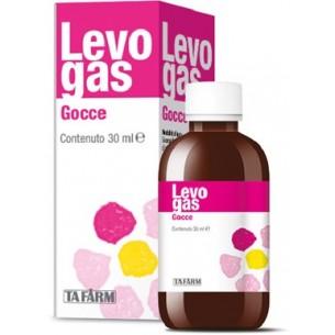 Levogas Gocce 30 ml - integratore per la funzione digestiva
